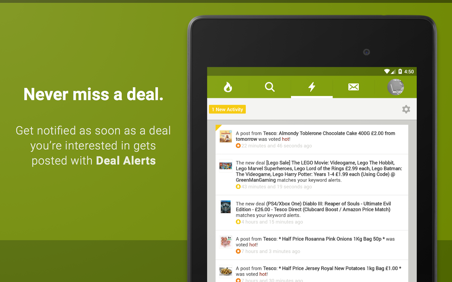 HotUKDeals - Official - screenshot