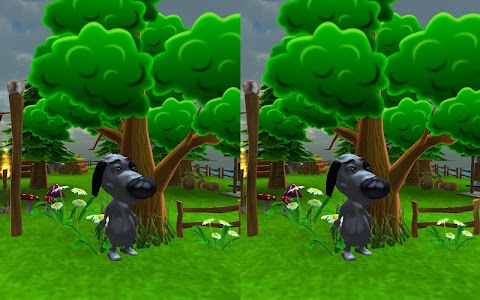VR Talking Cat & Dog Park screenshot 3