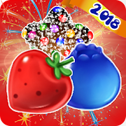 Fruit Candy Blast - Sweet Match 3 Game