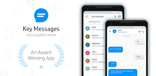 Block Text, SMS & MMS, Spam Blocker - Key Messages - Apps on Google Play