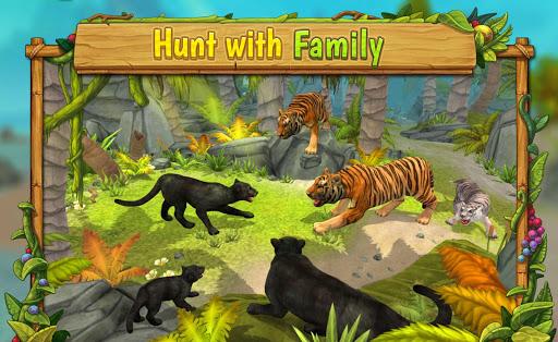 Panther Family Sim Online - Animal Simulator  screenshots 9