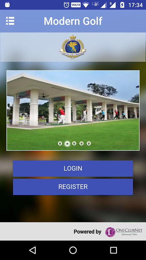 Modern Golf & Country Club- screenshot