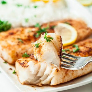Easy Lemon Butter Fish in 15 Minutes.