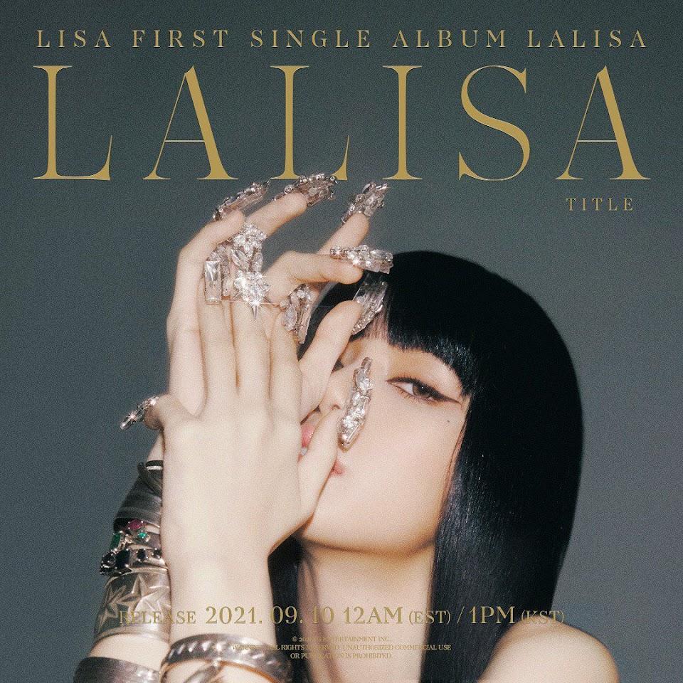 lalisa title track album