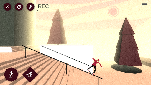 Skate Lines Games (apk) free download for Android/PC/Windows screenshot