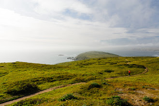 Photo: Looking back to Tomales Point in the distance