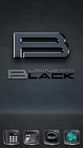 ビジネスブラックテーマ