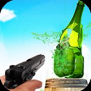 Expert Bottle Shooting Training : FPS Gun Shooter