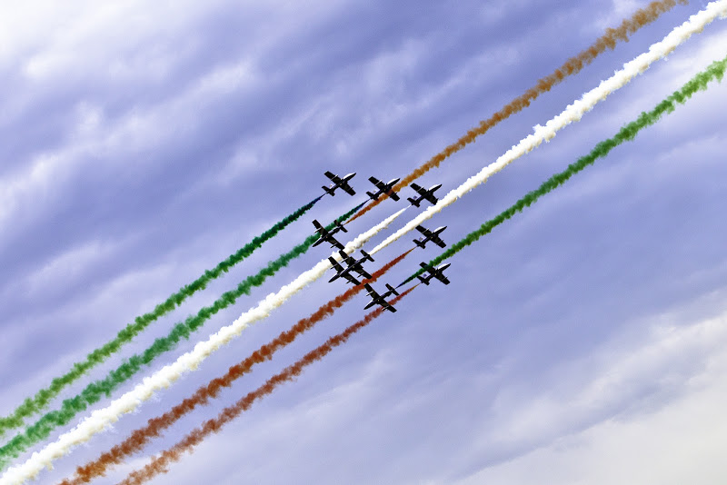Team Tricolore. di Antonio Piazza