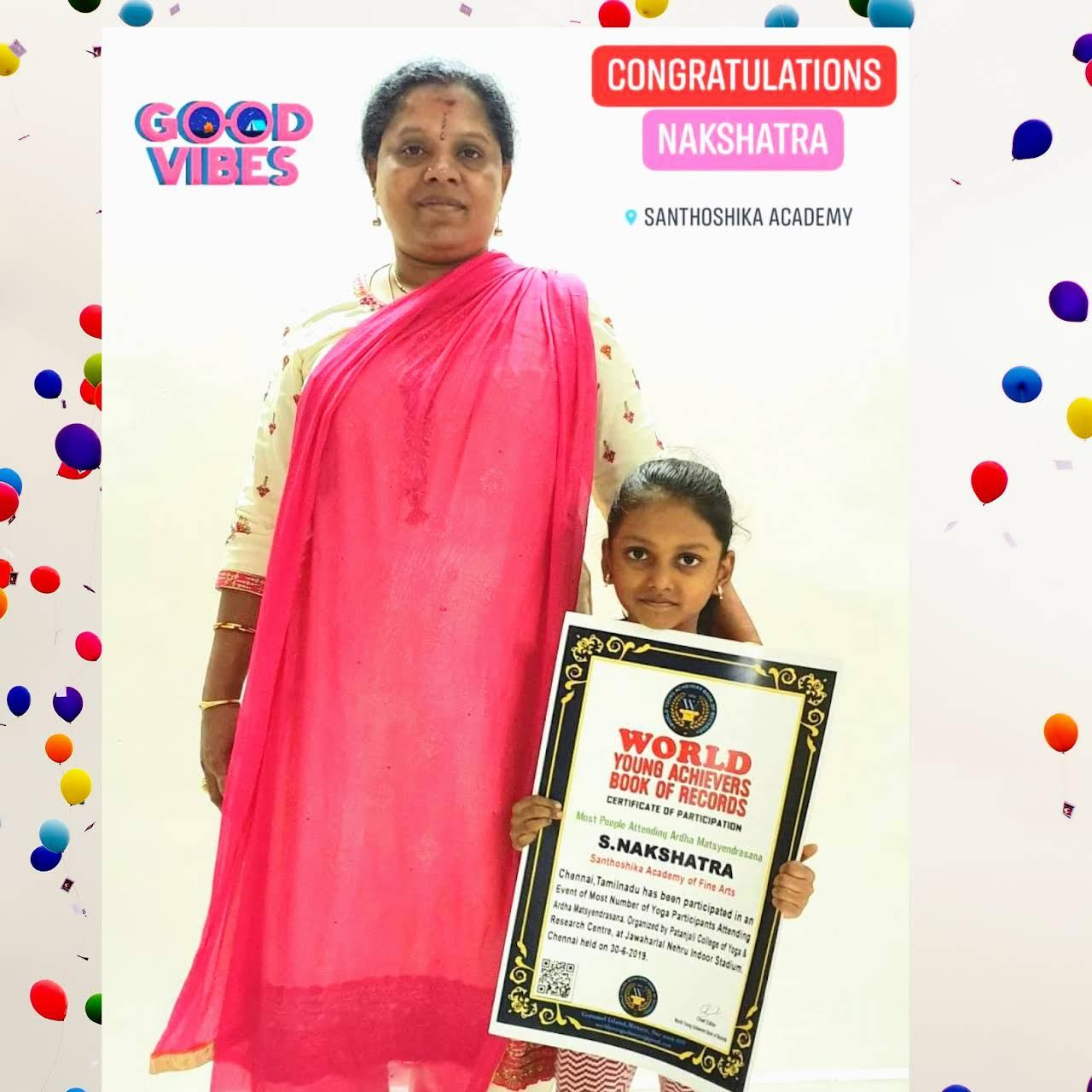 Santhoshika Academy of Fine Arts - Dance School in Chennai