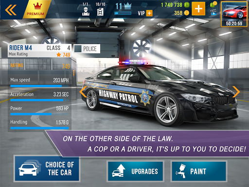 CarX Highway Racing screenshot 9