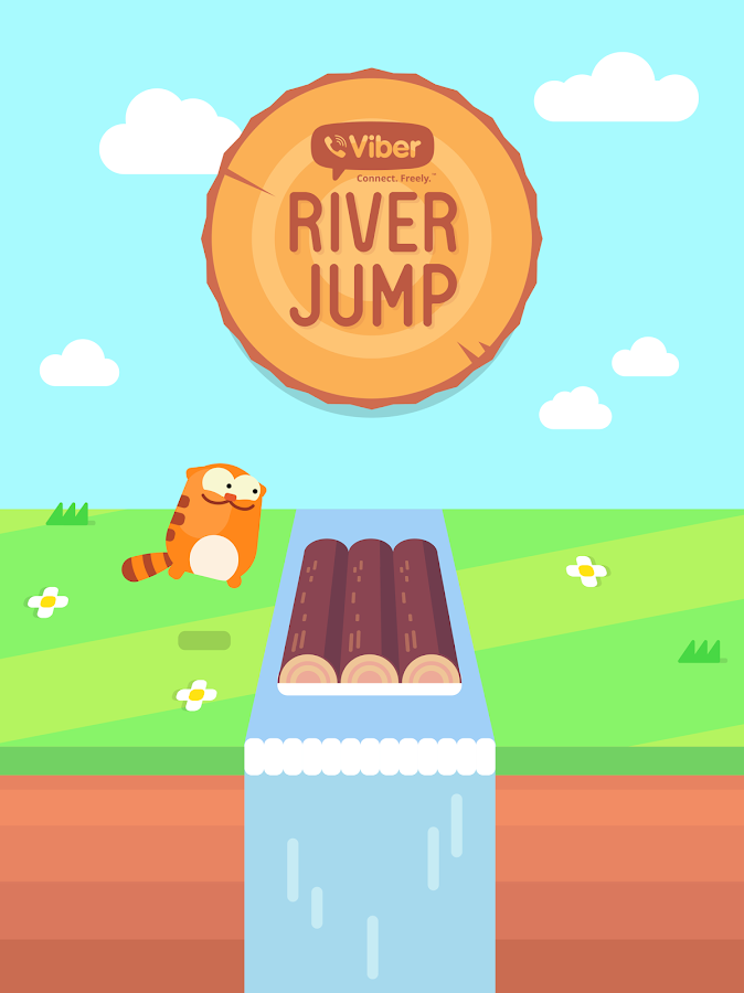 Viber River Jump- screenshot