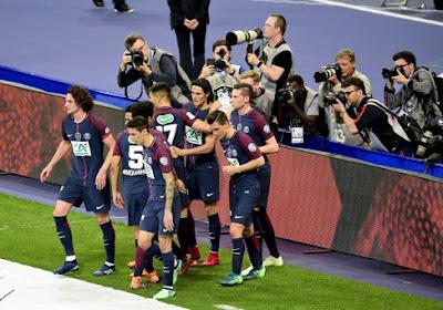 Le PSG recalé pour ce back gauche