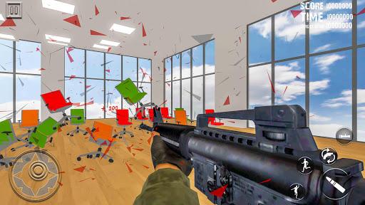 Office Smash Destruction Super Market Game Shooter 1.1.3 screenshots 6