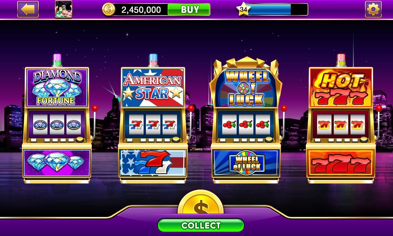 Vegas slots casino parry report gambling