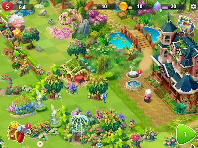 Merge Gardens Mod Apk (Unlimited Money) 7