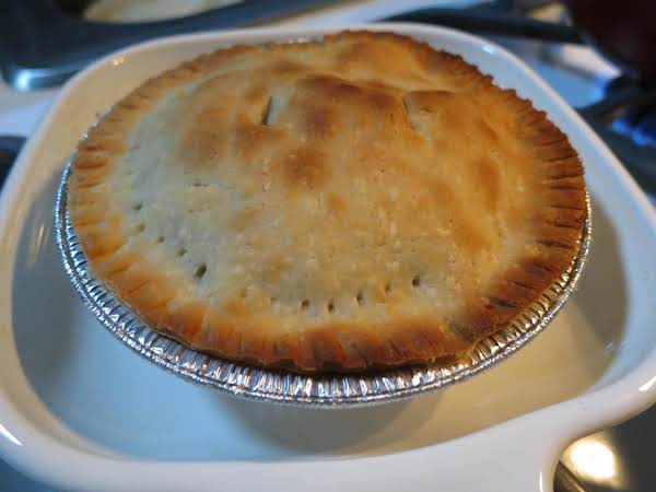 Roast Beef Pot Pie Recipe