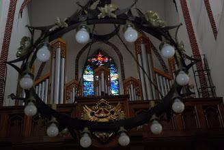 Photo: Wnętrze kościoła w Brzegu