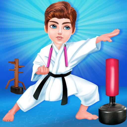 High School Bullying Karate Game Fighting