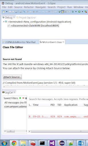 USB Mobile Monitor 1.0.2.7 screenshots 1