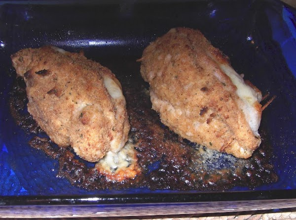 Ez Chicken Cordon Bleu Recipe