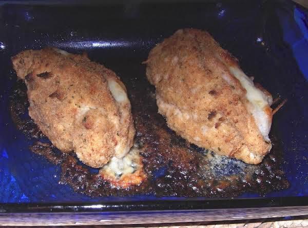 Ez Chicken Cordon Bleu