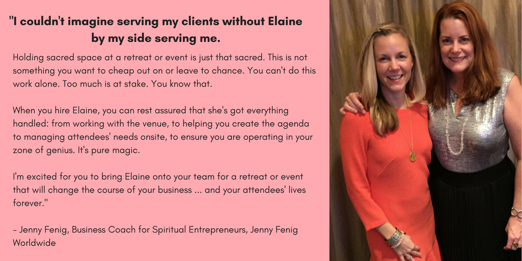 Elaine Wellman Events