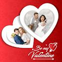 Valentine's Day Photo Frame 2021 icon