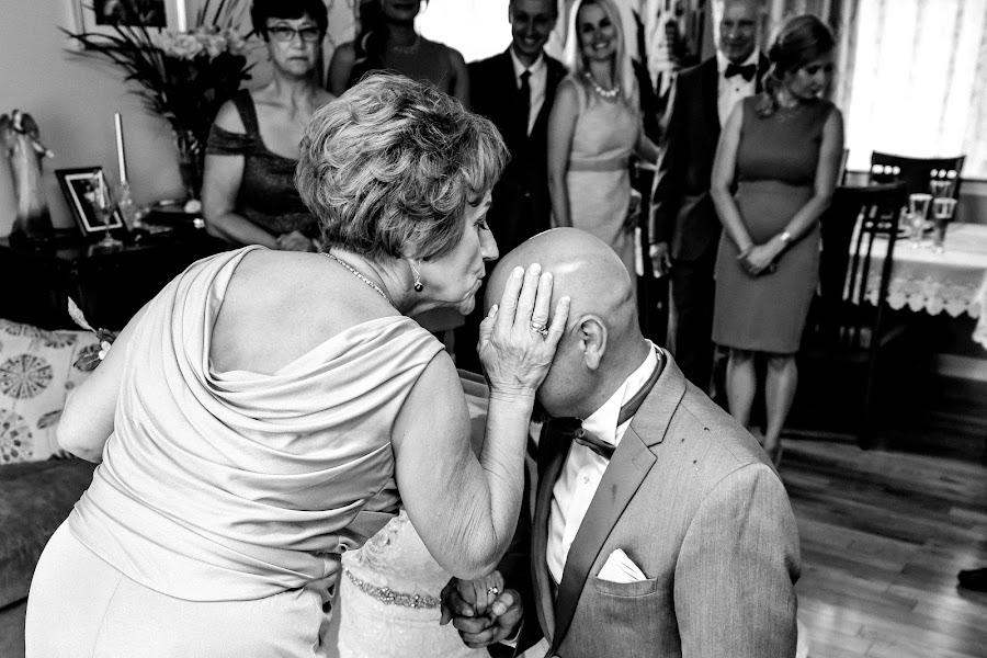 Wedding photographer Marcin Karpowicz (bdfkphotography). Photo of 28.09.2018