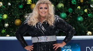 Gemma Collins: Dancing on Ice is 'very therapeutic'