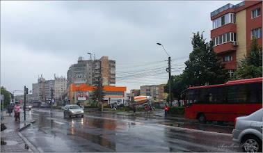 Photo: Turda, Calea Victoriei, ploaie de 5 minute - 2019.08.01