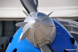 Photo: Hélice à pas variable mécanique