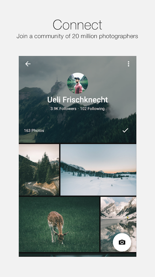 EyeEm - Camera & Photo Filter- screenshot