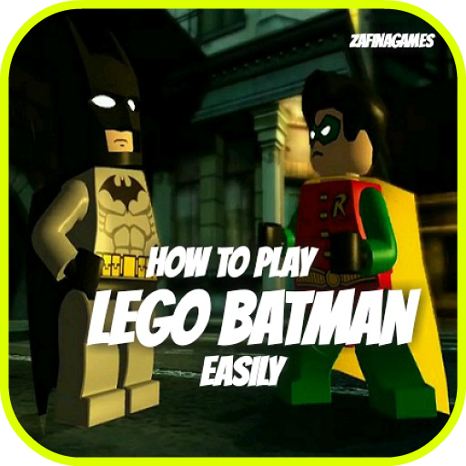 how to play lego batman easily