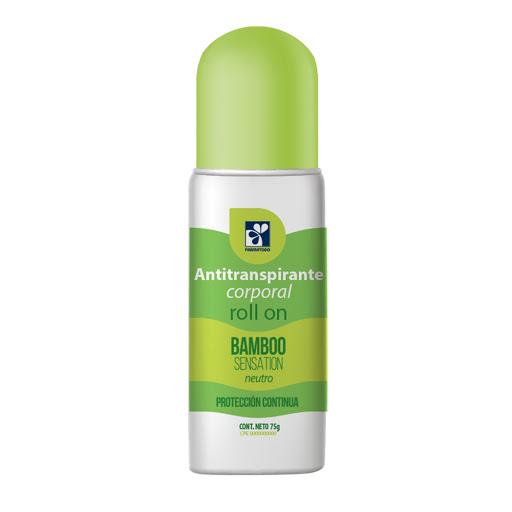 desodorante farmatodo rollon bamboo 75ml