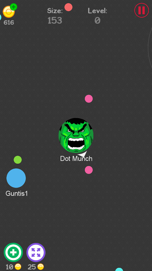 Dot Munch Fight Club- screenshot