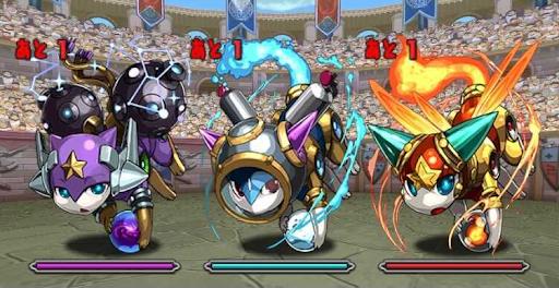 強化の闘技場-1F