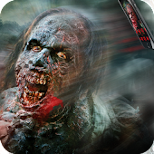 Zombie Theme: Scary Horror wallpaper
