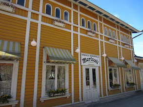 Photo: Restaurant where we had lunch