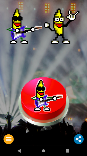 Rocker Banana Jelly - PBJT Meme Button Prank screenshot 1