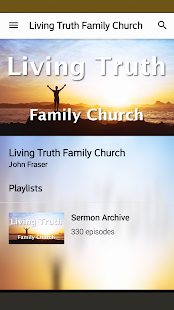 Living Truth Family Church- screenshot thumbnail