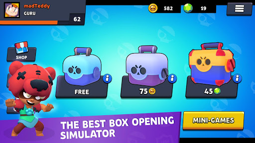 Box Simulator for Brawl Stars  captures d'écran 1