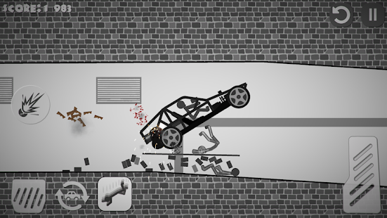Stickman Destruction 5 Annihilation Mod