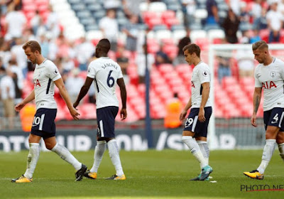 """Un jeune Belge élu """"espoir de l'année"""" à Tottenham"""
