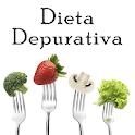 Dieta Detox Depurativa icon