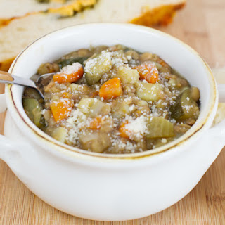 Veggie Lentil Stoup