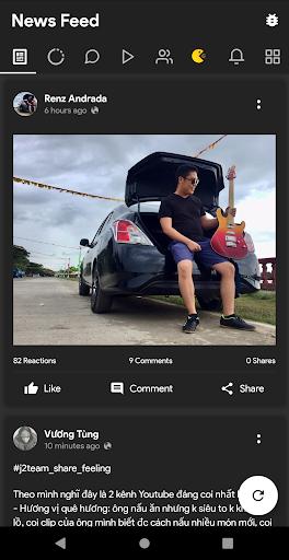 NoSeen for Facebook Messenger - Unseen screenshots 2