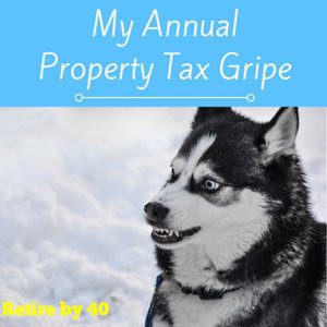 My Annual Property Tax Gripe thumbnail