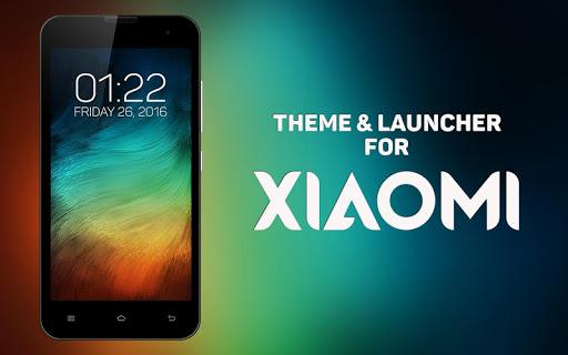 Theme for Xiaomi MiUi 1.0.1 screenshots 1