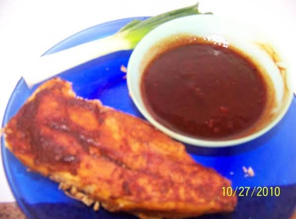 Bar-b-q Sauce Recipe